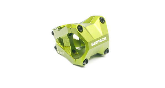 Sixpack Millenium-35 Vorbau electric-green